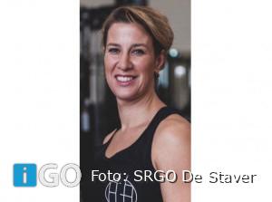 Even voorstellen...Sylvia van SRGO zwembadteam De Staver