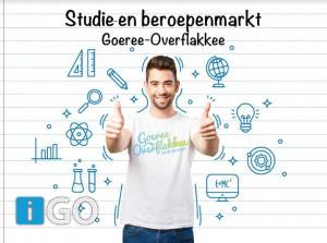 Studie- en beroepenmarkt G-O inspireert leerlingen én ondernemers