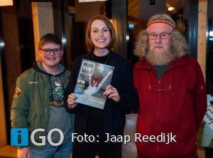 Lancering TOF magazine 9 met Joep Luijckx en Lenny Kruider