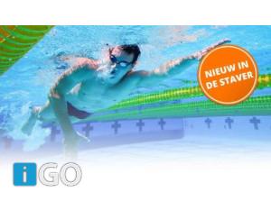 NIEUW in zwembad de Staver: BORSTCRAWL
