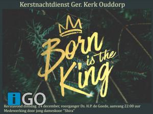 Kerstmusical en Kerstnachtdienst met dameskoor in Ouddorp