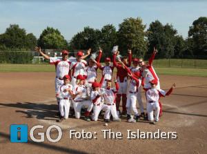 Welcome Friends Day bij honk- en softbalvereniging The Islanders