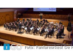 Bijzonder theatervoorstelling Nieuwjaarsconcert Fanfareorkest De Hoop