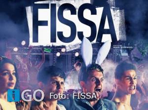 Deze week in het Diekhuus: film 'FISSA', regie Bobby Boermans