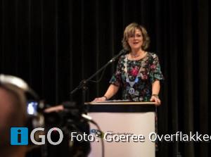 Geslaagde nieuwjaarsbijeenkomst gemeente Goeree-Overflakkee