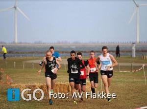 AV Flakkee organiseert 26e Kievit Warmte Grevelingencross