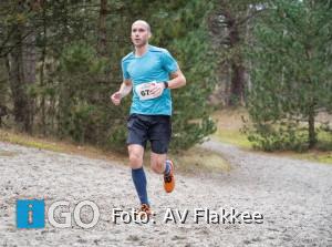 Atleten AV Flakkee beginnen sterk aan het nieuwe jaar
