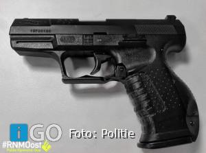 Politie vertelt over 13-jarige met nepwapen en gesprek met moeder