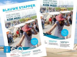 Gratis evenementenvermelding in de Blauwe Stapper