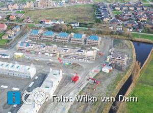 Project Molenpolder Oude-Tonge op de kiek
