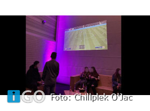 Opening nieuwe chilplek jeugd: Chillplek O'Jac in Ooltgensplaat