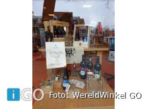 De tafel van....in Wereld Winkel Goeree-Overflakkee