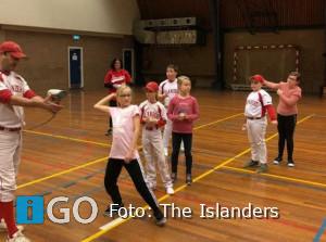 Geslaagde Welcome Friendsday bij The Islanders Oude-Tonge