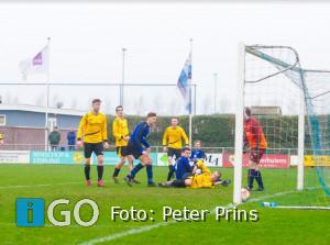 De Jonge Spartaan verliest punten in absolute slotfase [DJS-SV Duiveland 2-2]