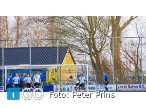 Spannende streekderby eindig in gelijkspel [VV Den Bommel-De Jonge Spartaan 1-1]