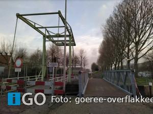 Noodbrug (Wilhelminabrug) Vingerling Middelharnis dicht