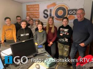 Ook in 2020 weer RadioRakkers op RTV Slogo Goeree-Overflakkee