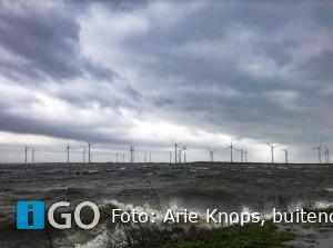 [update] Diverse stormschades, windkracht 10 Goeree-Overflakkee