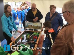Judith Meurs (16) en Mick de Kruijff (17) nieuwe jeugddijkgraven van Nederland