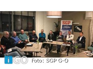 Volop interactie met inwoners Goeree-Overflakkee bij open spreekuur SGP