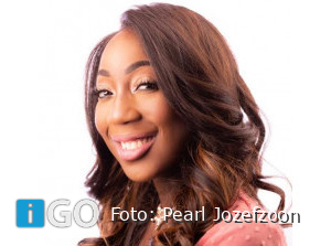 Pearl Jozefzoon presenteert Paas-cd in Ouddorp
