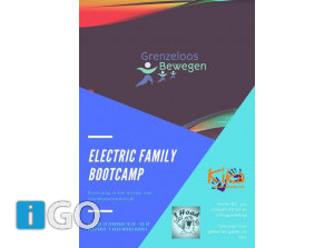 Electric Family Bootcamp tbv Kika Goeree-Overflakkee
