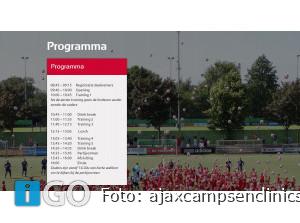 Ajax komt naar De Jonge Spartaan Middelharnis