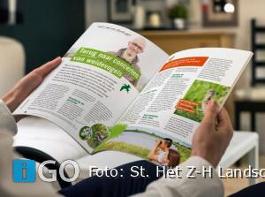 Hét tijdschrift voornatuurliefhebbers in Zuid-Holland