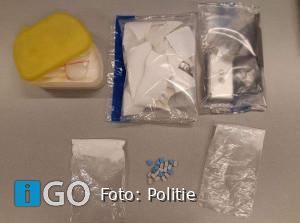 Politie Goeree-Overflakkee treft in meerdere woningen drugs aan