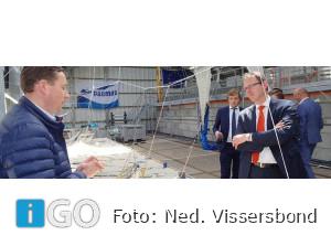 Bert-Jan Ruissen - lid van de Visserijcommissie EP - stelt zich voor