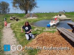 [video] Verslag vrijwilligersdag bij Natuurspeeltuin de Buutenplaets Ooltgensplaat