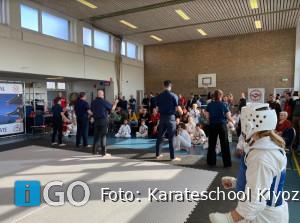 Geslaagd Kankei tournooi in Sommelsdijk
