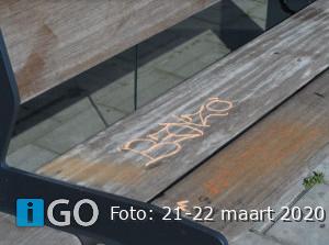 Weer vernieling afgelopen weekend Sommelsdijk