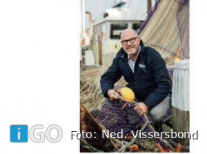 Interview Johan Nooitgedagt: 'Elk visserijbedrijf moet crisis doorkomen'