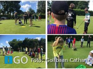 Golfbaan Melissant weer open voor jeugd tot 18 jaar
