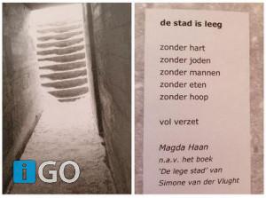 Gedichten over VRIJHEID op bunkers Ouddorp