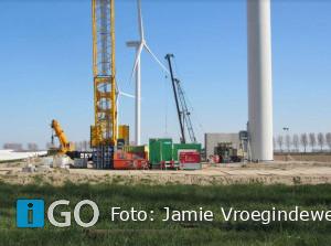 Plaatsen windmolens boerenerven Goeree-Overflakkee aangewakkerd