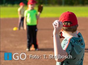 Honk-en softballers kunnen weer sporten in Oude-Tonge