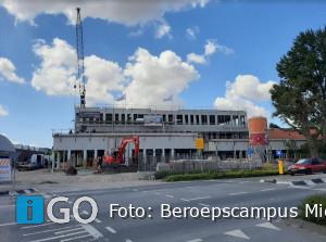 Hoogste punt Beroepscampus Sommelsdijk bereikt