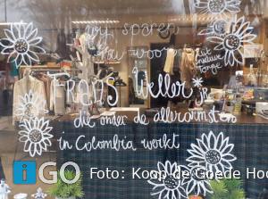Goede-doelen-winkel Koop de Goede Hoop Middelharnis weer open