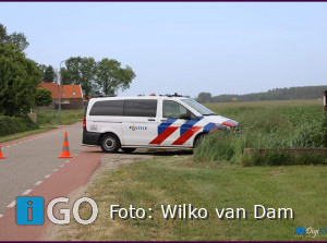 Gaslek graafwerkzaamheden Duivenwaardseweg Nieuwe-Tonge