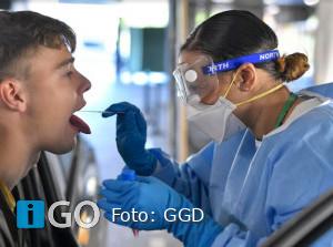 GGD opent extra coronatestlocatie op Goeree-Overflakkee