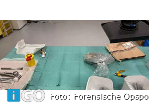 Uitslag profiel opgeviste menselijke resten en kleding Stellendam