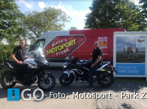 Samenwerking Motoport Rockanje en Park Zeedijk Herkingen