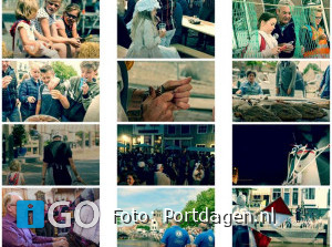 Vier de Portdagen in Goedereede online mee!