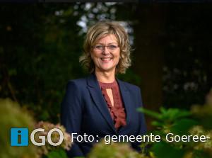 Column burgemeester Ada Grootenboer-Dubbelman - Ontdekken