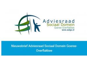 Adviesraad Goeree-Overflakkee: ongevraagd advies met concrete aanbevelingen