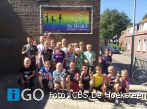 Damtoernooi CBS De Hoeksteen Ooltgensplaat groot succes