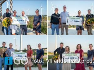Windfonds Krammer steunt regionale duurzame doelen met aangewaaid geld