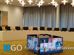 Digitale extra raadsvergadering Goeree-Overflakkee 30 juni